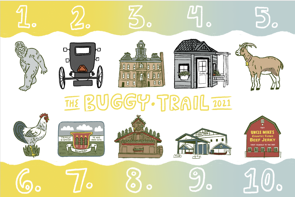 Buggy Trail 2021